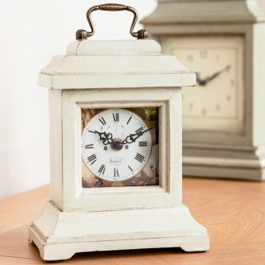 Rome Table Clock
