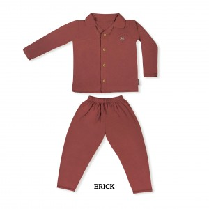 BRICK Toddler Pjs Set