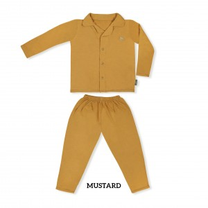 MUSTARD Toddler Pjs Set