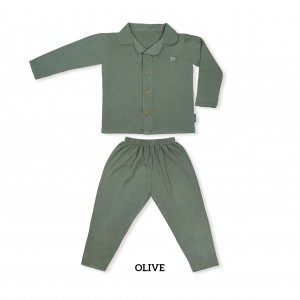 OLIVE Toddler Pjs Set