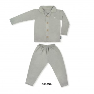 STONE Toddler Pjs Set