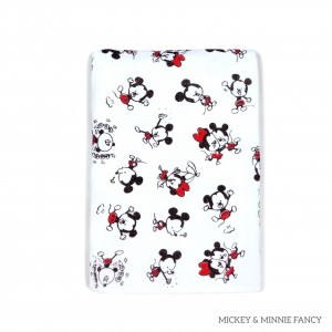 Mickey and Minnie Fancy Tottori Baby Towel