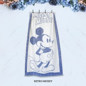 Retro Mickey Disney Towel