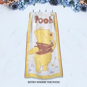 Retro Pooh Disney Towel