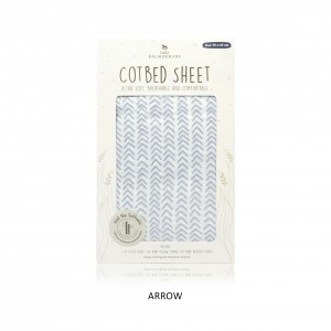 ARROW Cotbed Sheet