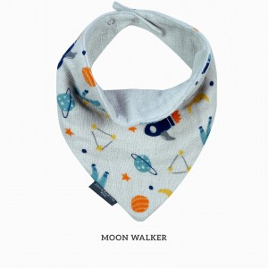 Moon Walker Bandana Bib