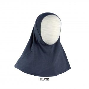 SLATE BLUE Instant Hijab