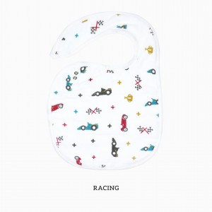 Racing Snappy Bib