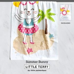 SUMMER BUNNY LITTLE TERRY TOWEL