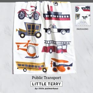 PUBLIC TRANSPORT LITTLE TERRY TOWEL