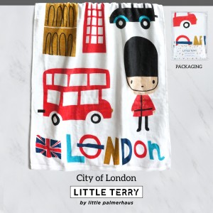 CITY OF LONDON LITTLE TERRY TOWEL