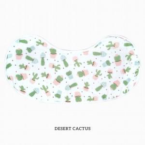 Desert Cactus Burp & Bib