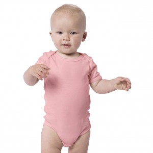 PINK BLUSH Everyday Wear Bodysuit Short Sleeve (Jumper)
