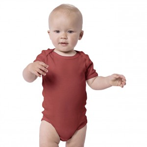 RED BRICK Everyday Wear Bodysuit Short Sleeve (Jumper)
