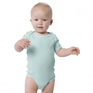 SAGE GREEN Everyday Wear Bodysuit Short Sleeve (Jumper)