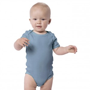 SKY BLUE Everyday Wear Bodysuit Short Sleeve (Jumper)