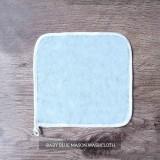 Mason Washcloth Set Of 4 Baby Blue