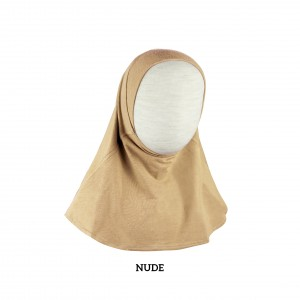 NUDE Instant Hijab