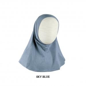 SKY BLUE Instant Hijab
