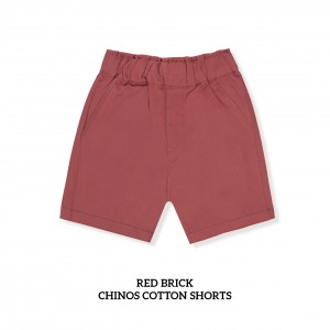 RED BRICK Chinos Cotton Short