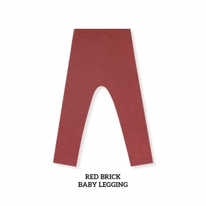 RED BRICK Baby Legging