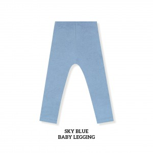 SKY BLUE Baby Legging