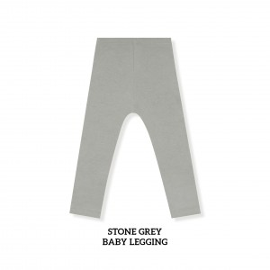 STONE GREY Baby Legging