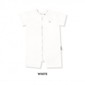 OFF WHITE Zippy Playsuit