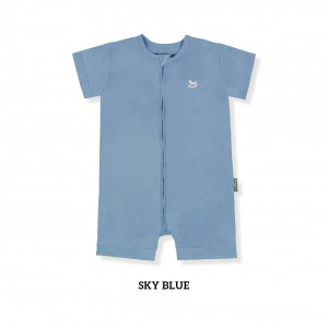 SKY BLUE Zippy Playsuit