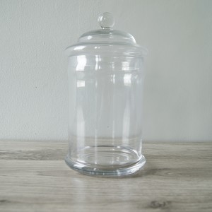 Glass Food Storage Straight