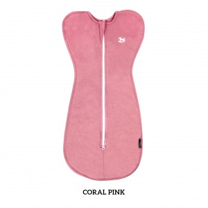Coral Pink Bedong Instan