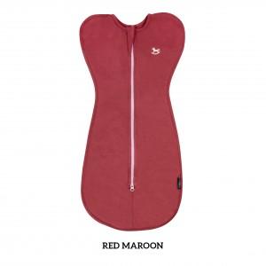 Red Maroon Bedong Instan