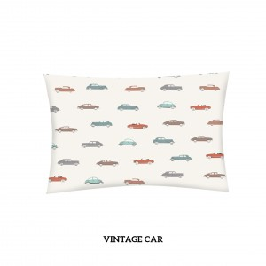 VINTAGE CAR Pillow Cover