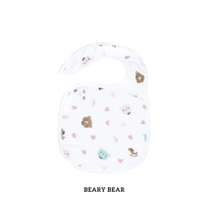 Beary Bear Snappy Bib