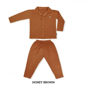 HONEY BROWN Toddler Pjs Set