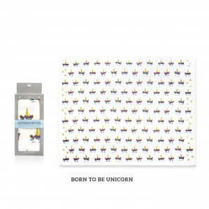 Born To Be Unicorn Wonderpad