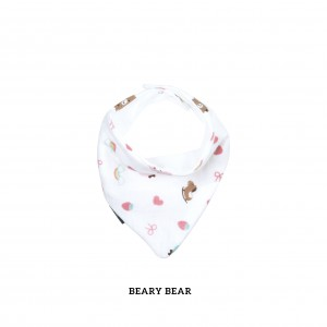 Beary Bear Bandana Bib