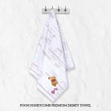 Pooh HoneyComb Disney Towel
