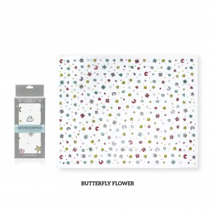 Butterfly Flower Wonderpad
