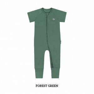 FOREST GREEN Baby Sleep & Play Suit