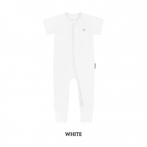 OFF WHITE Baby Sleep & Play Suit