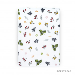 Berry Leaf Tottori Baby Towel