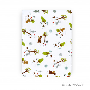 In The Woods Tottori Baby Towel