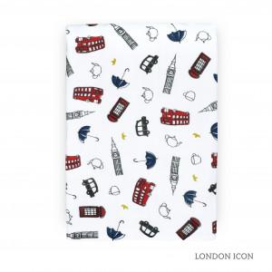 London Icon Tottori Baby Towel
