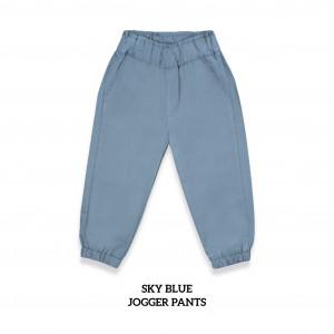 SKY BLUE Jogger Pants