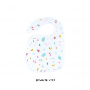 Summer Vibe Snappy Bib