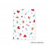 Circus Carnaval Tottori Baby Towel