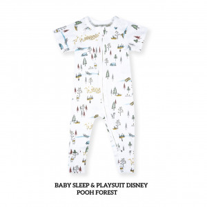 POOH FOREST Baby Sleep & Play Suit