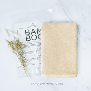 Sand Bam & Boo Towel
