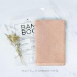 Peach Blush Bam & Boo Bamboo Towel